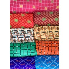 Dupatta Cotton Printed  2 mtr : dhamal