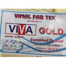Pagdi than - Full Voile (vimal Gold)